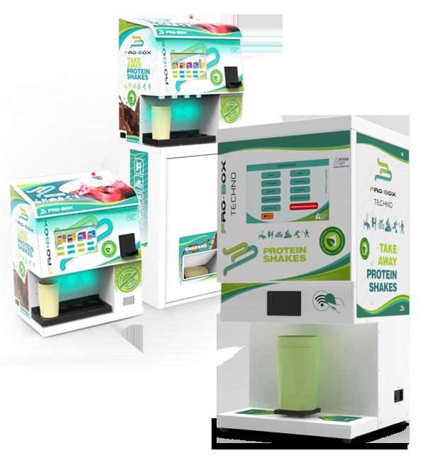 Probox Vending
